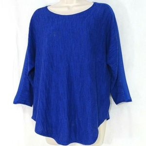 Moth Anthropologie Knit Top Shirt Pullover Size S
